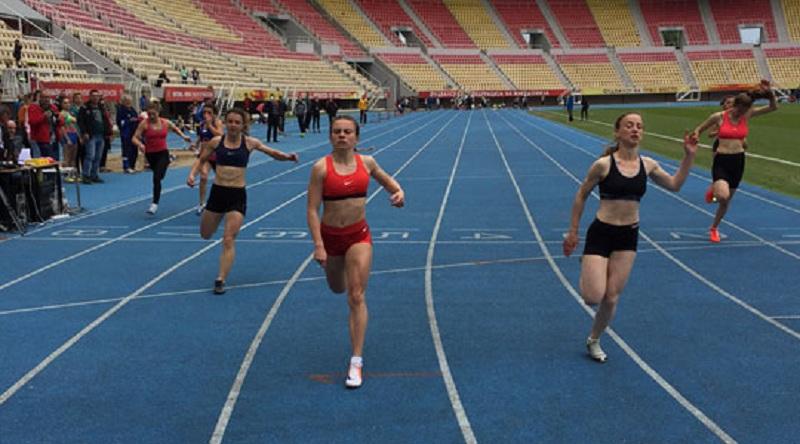 Прв аматерски атлетски митинг  Скопје 2017