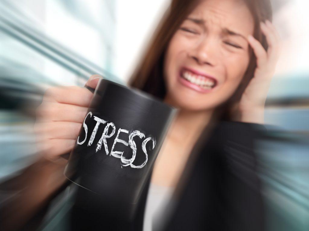 Која крвна група најдобро го поднесува стресот