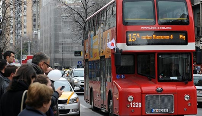 Како се плаќа со мобилен во автобус на ЈСП