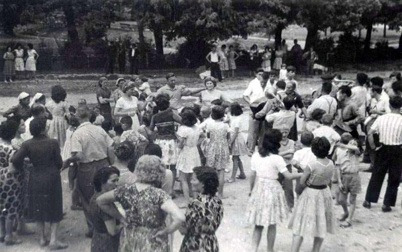 Корзото на главната улица  Крал Петар  било душата на град Скопје