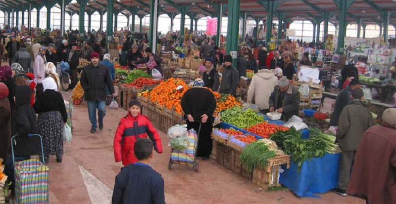 Повисоки цени на овошјето и зеленчукот поради пролетниот студ