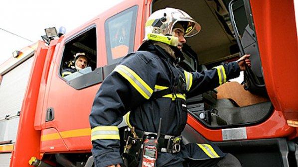 Пожар во Генералштабот на АРМ