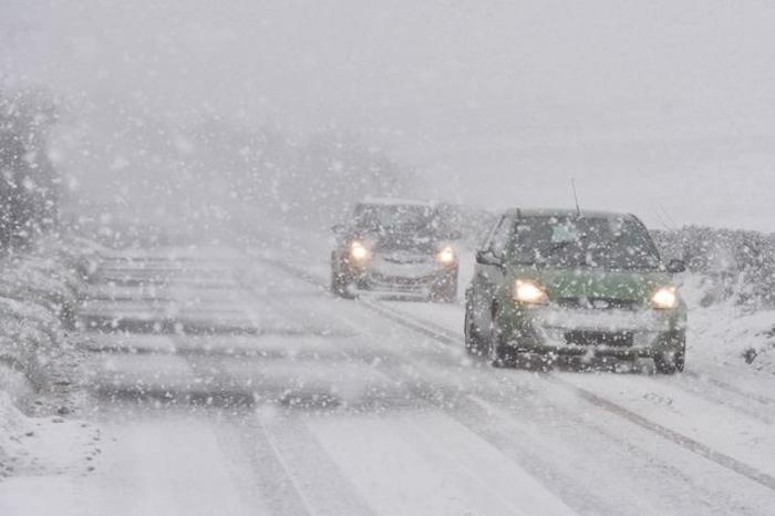 Утрово снежна покривка на неколку места во Македонија