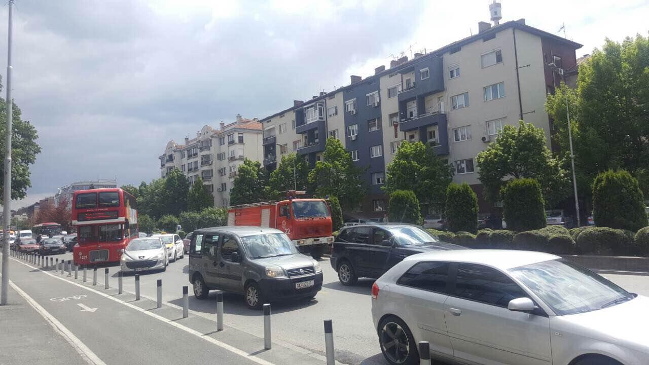 Општина Карпош бара темелна истрага за денешниот пожар