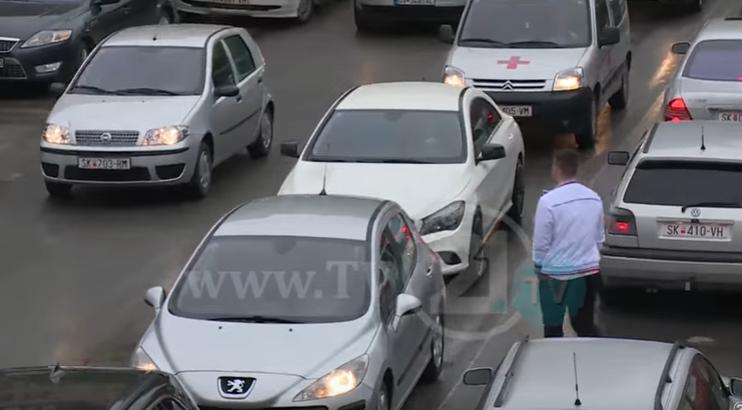 Малата Сенија загина на булеварот Цветан Димов   пешаците во Чаир мора да ги променат навиките