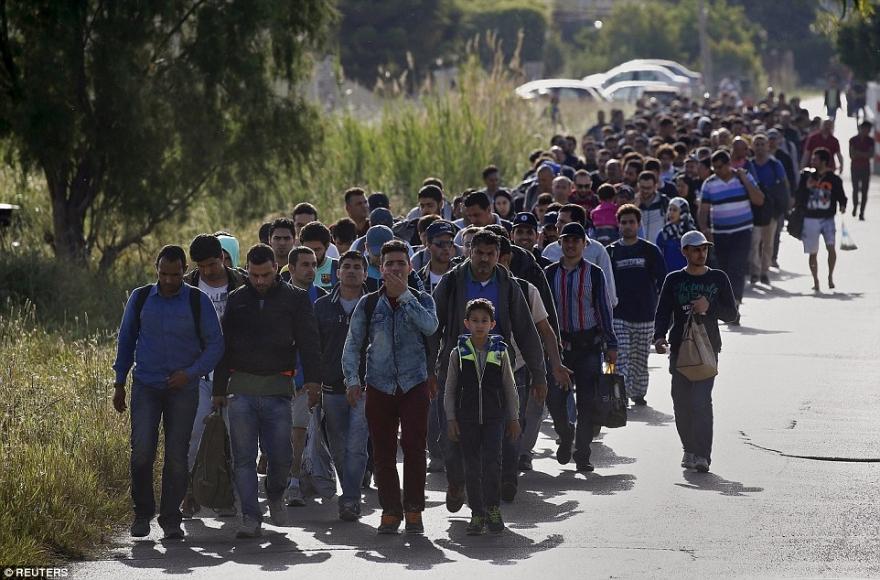 СДСМ со 15 000 евра сака да ги поткупи Фемили Аеродром за да го поддржат населувањето на мигрантите во Аеродром