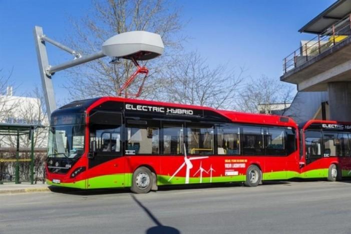 Електрични автобуси ќе се возат низ скопските улици