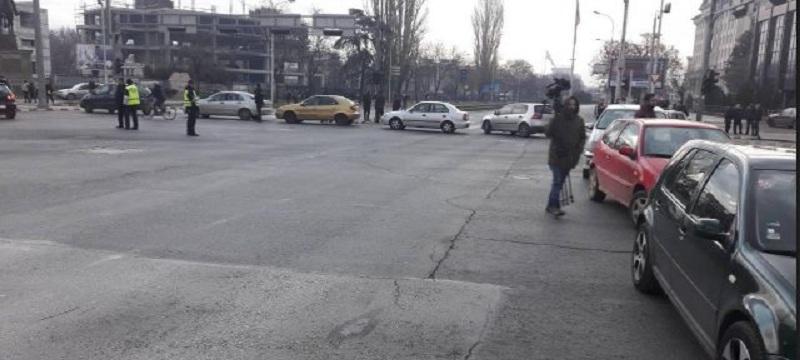 ВМРО  ДПМНЕ на протест и денеска   блокада на крстосници