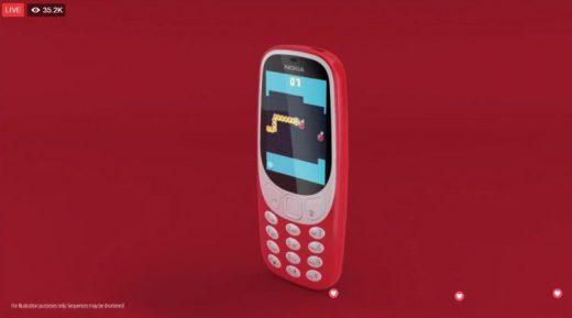 Погледнете ја новата Нокиа 3310