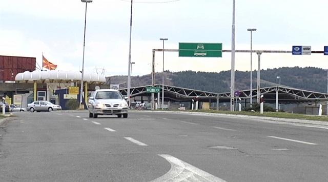 МВР  Граничниот премин  Богородица  е прооден за сообраќај