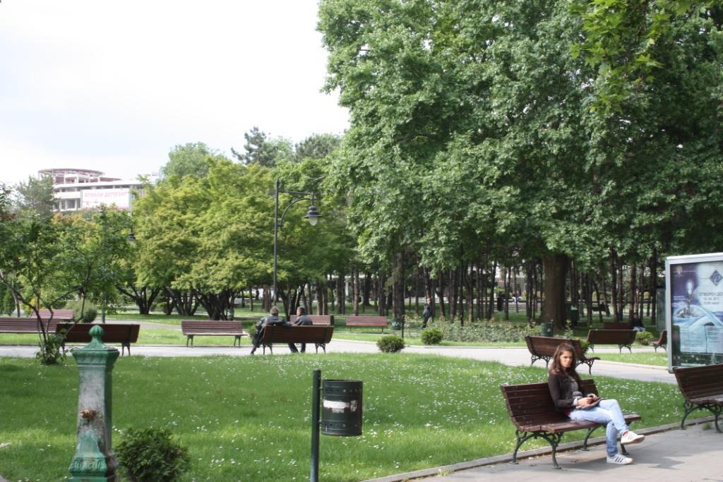 Водно и Градски парк ќе добијат несекојдневни детски содржини