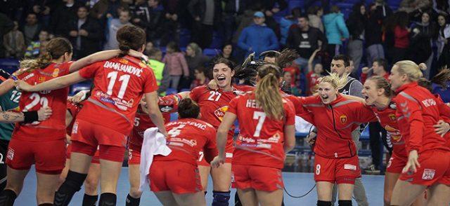 ЖРК Вардар е најдобро рангиран тим во Европа