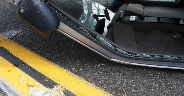 Две лица повредени во Скопје