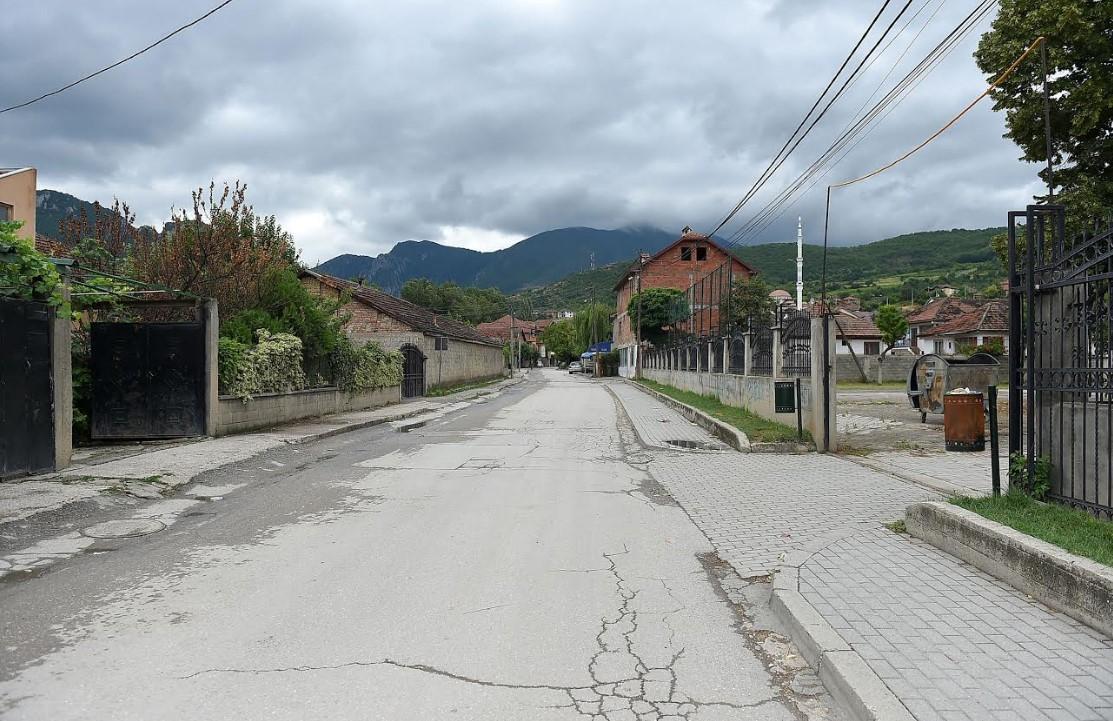 Започна реконструкцијата на главната улица во населеното место Глумово