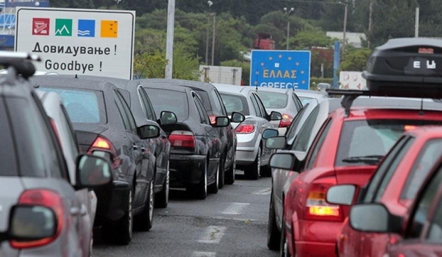 АМСМ  На граничните премини нема подолги задржувања за влез и за излез од државата