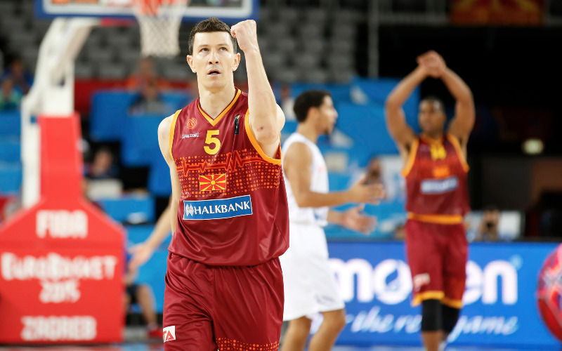 Десет дечиња од Струмица ќе учат кошарка во Словенија   голем потег на Владо Илиевски