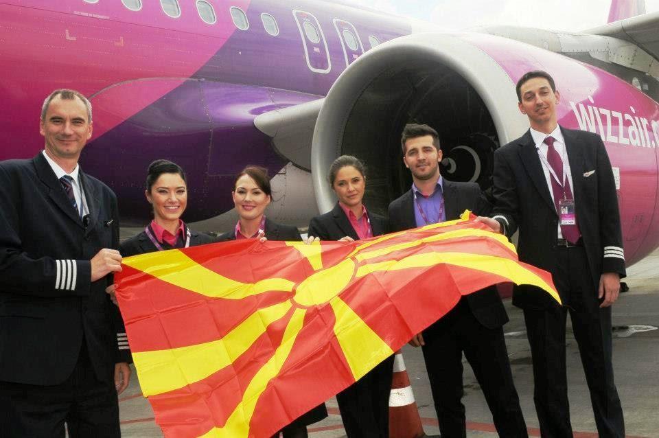 Виз Ер најавува зголемување на бројот на летови од Скопје до Будимпешта