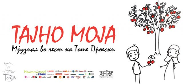 Мјузиклот посветен на Тоше Проески вечер премиерно во МОБ