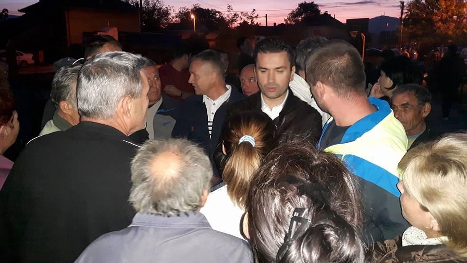 Ивица Коневски  Долно Лисиче ќе добие детска градинка и спортска сала