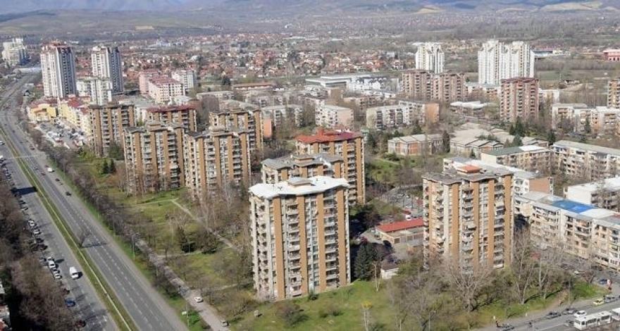 Како паркира  мангуп  низ Скопје