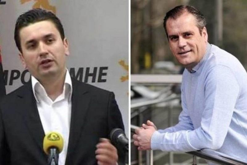 Ивица Коневски му ја честита победата на Златко Марин во Аеродром