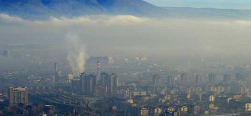 Кандидатите за градоначалник на Скопје потпишаа изјава за  Платформата за чист воздух