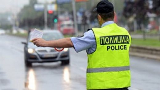 Од денес до сабота  Пренасочување на сообраќајот во центарот на Скопје