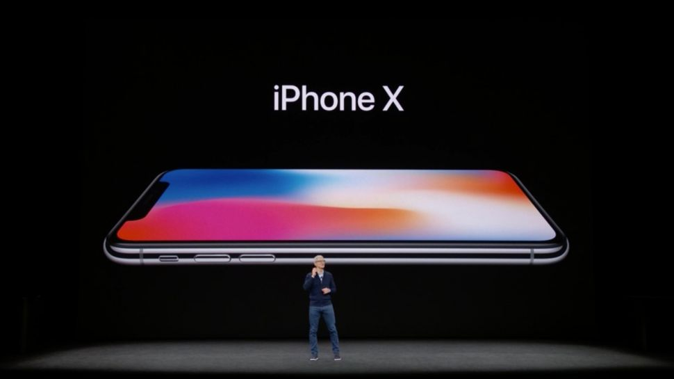 Добредојде за новиот iPhone X