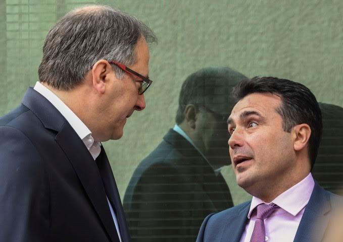 ЛДП до СДСМ  Внимавајте со Жерновски да на ви се случи истото како со Стевчо Јакимовски