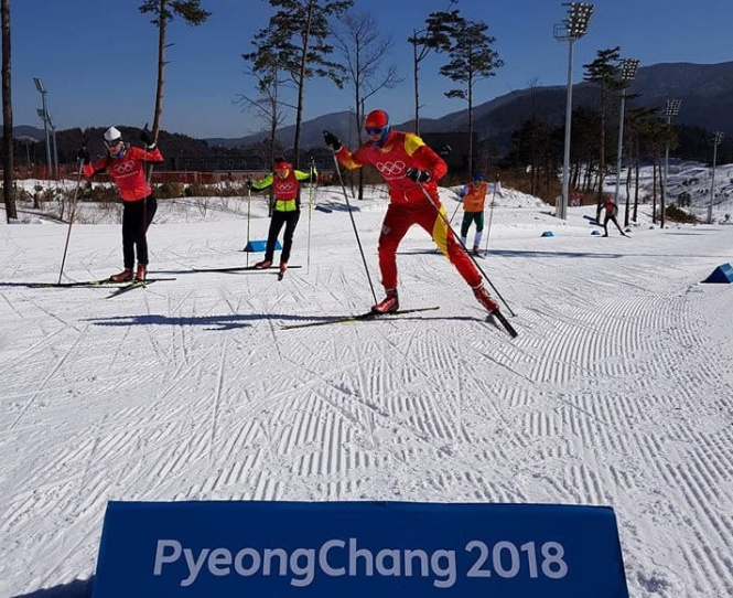 Првиот настап за Македонија во Пјонгчанг неславен  Јада убедливо последен на спринтот