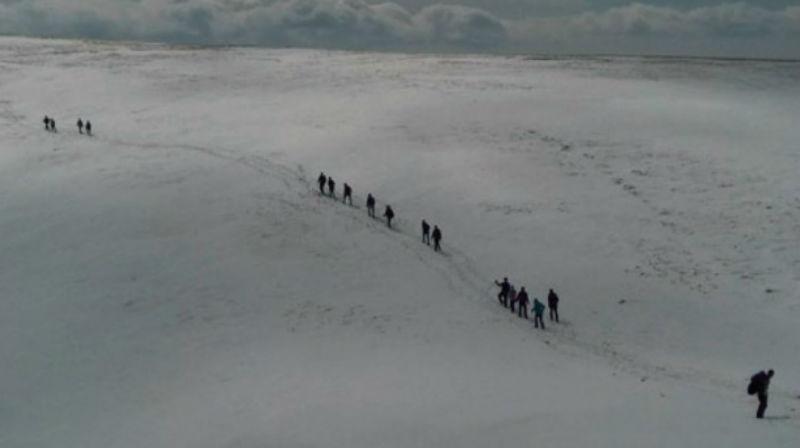 Фамилиите на загинатите планинари со писмо до Планинарскиот сојуз на Македонија