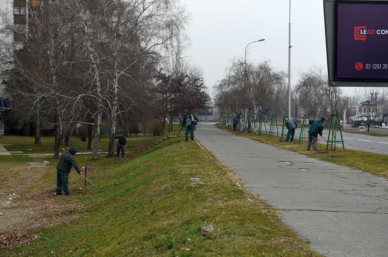 Се чисти територијата на општина Карпош