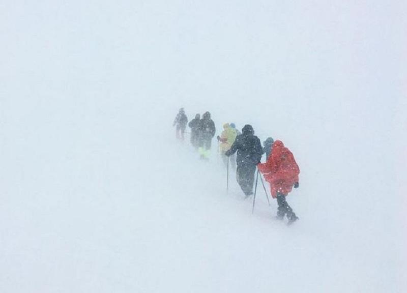 Mинус 20 и разорен ветер од 150 километри на час  еве во какви услови планирите го искачувале Кајмакчалан