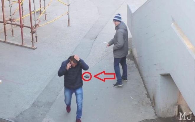 Има ли уште добри луѓе  Што ќе се случи кога во центарот на Скопје ќе ти падне паричникот