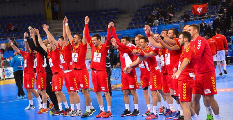 ЕП   Хрватска 2018  Македонија против Словенија