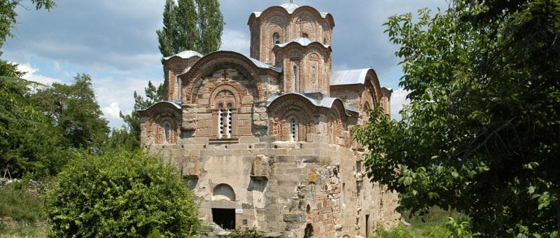 Убавина која плени со векови   црква Св  Ѓорѓи во Старо Нагоричане