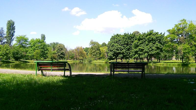 Денови на пролетта   Денови на екологијата  во Градскиот парк