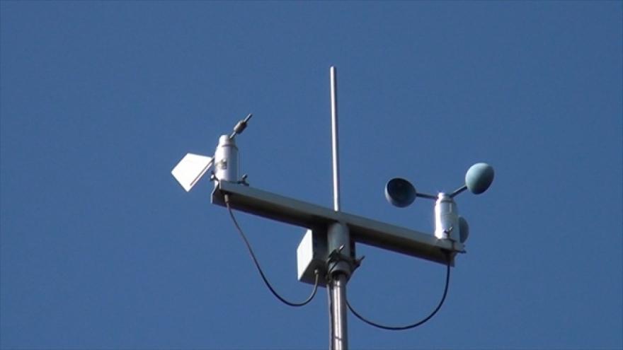 Мерна станица за квалитетот на воздухот во Бутел