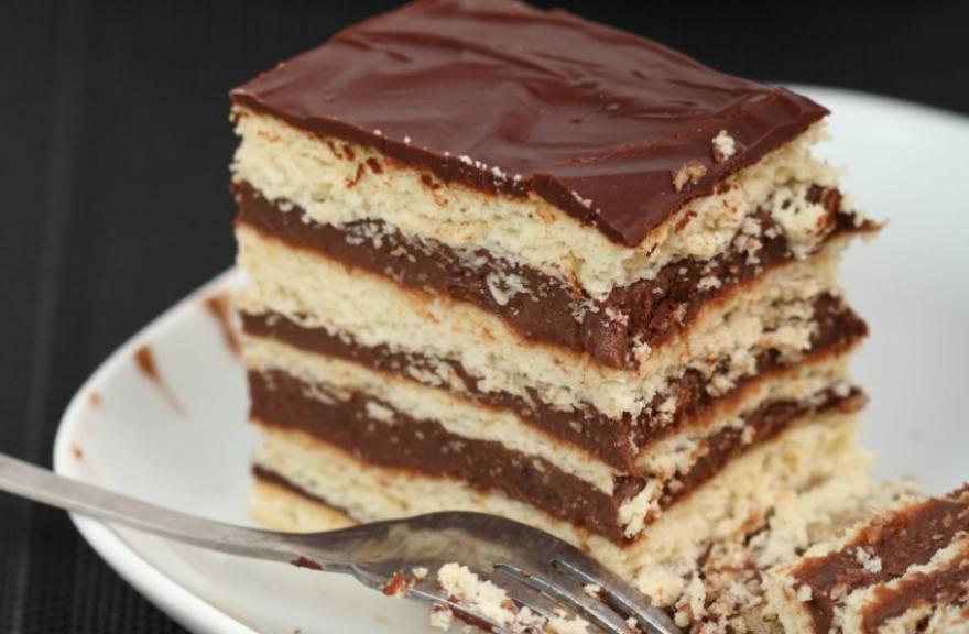Бисквитный торт тирамису рецепт с пошагово