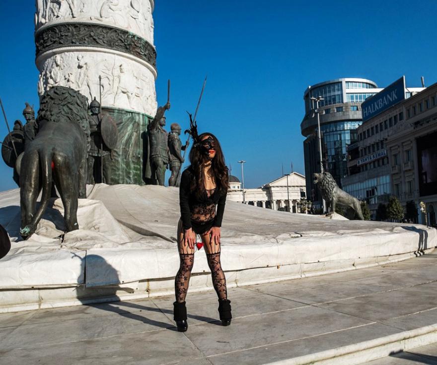 Skopje kurvi broj od Erotski masazi